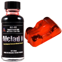 ALC-401 Transparent Red - Heat Stains & Lexan Tints - Image 1