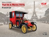 Taxi de la Marne (1914) French Car