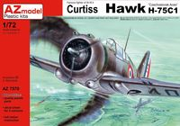 Curtiss Hawk H-75C1 - Image 1
