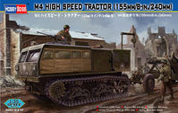 M4 High Speed Tractor 155mm/8in/240mm