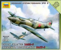 Soviet IIWW fighter Lavockhin ŁaGG-3 - Image 1