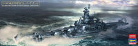 U.S. Navy Battleship USS South Dakota Super Detail