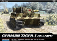 GERMAN TIGER-I (Ver.LATE)
