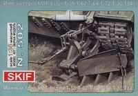 KMT-6 Mine Sweeper for T-55, T-62, T-64, T-72, T-80 and T84
