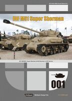 IDF M51 Super Sherman