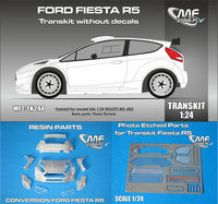 Ford Fiesta R5 - Image 1