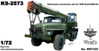 KS-2573 autocrane conv. for ICM Ural kit