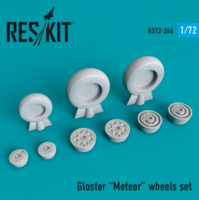 Gloster Meteor wheels set - Image 1