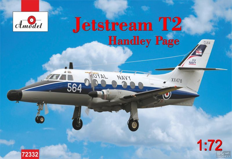 Handley Page Jetstream T2 - Image 1
