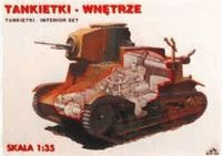 Tankette Interior Set - Image 1