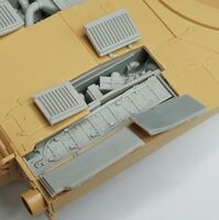 M1A2 Abrams baterry and starter fot Tamiya - Image 1