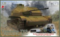 TKS - Polish Tankette with 20mm NKM wz. 38 FK-A STARTER SET - Image 1