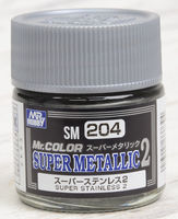 SM-204 Super Stainless 2 - Image 1