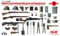 French Infantry Weapon and Equipment (1914-1918) - Image 1