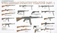 WWII German Infantry Weapons - Image 1