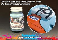 1103 Gulf Blue for 917s and GT40s etc - Image 1