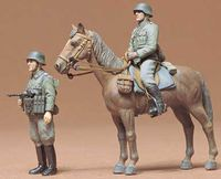 German Mounted Inf.