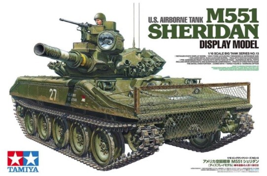 M551 Sheridan (Display Kit) - Image 1
