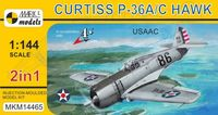 Curtiss P-36A/C Hawk (2in1)