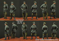 Polish FT17 Tank Crew set