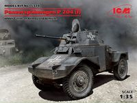 Panzerspähwagen P 204 (f), WWII German Armoured Vehicle - Image 1