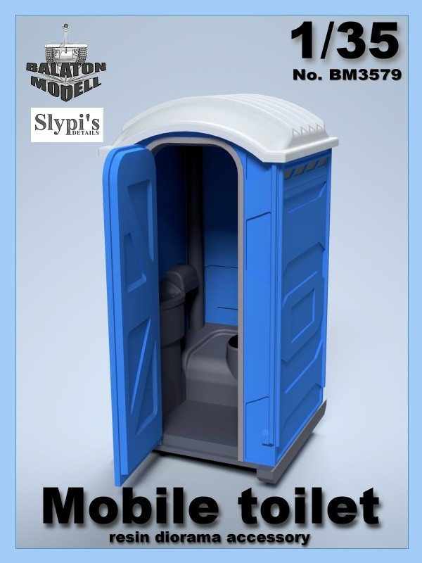 Mobile toilet - Image 1