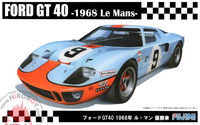 Ford GT40 `68 LeMans Win.