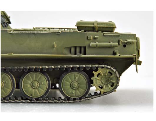 Trumpeter 00382 1//35 Polish PT-76B Amphibious Tank