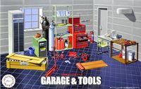 Garage and Tool