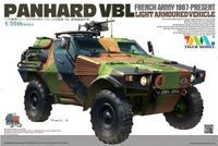 French Army 1987 - Present PANHARD VBL Light Armoured Vehicle
