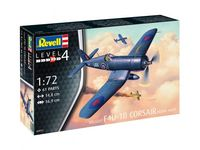 Vought F4U-1B Corsair Royal Navy Model Set