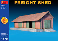 FREIGHT SHED - Image 1