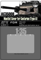MANTLET COVER FOR CENTURION (TYPE A) - Image 1