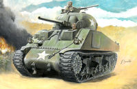 M4 Shermann 75 mm - Image 1
