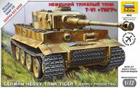 German Heavy Tank Tiger I - Image 1