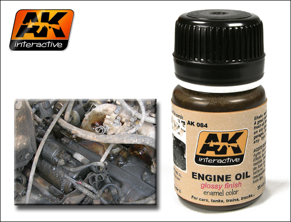 AK 084 Fresh Engine Oil - Image 1