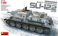 SU-122 SOVIET SELF-PROPELLED GUN ( Early Production) - Image 1