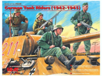 GERMAN TANK RIDERS 42-45