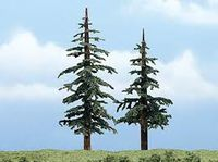 4-5In. Lodgepole Tree 2/Pk
