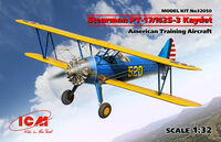 Stearman PT-17/N2S-3 Kaydet , American Training Aircraft - Image 1