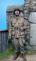 US Paratrooper WW II Normandy - Image 1