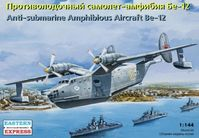 Anti-submarine Amphibious Aircraft Be-12