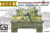 Tiger I Early Version - Image 1