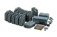 German Jerry Can Set - Early Type - Image 1