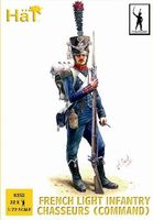 1808-1812 French Light Infantry Chasseurs Command - Image 1