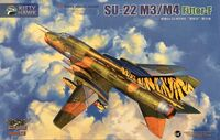 Su-22 M3/M4 Fitter-F w/Resin Parts Version 2.0 - Image 1