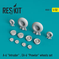 "A-6 ""Intruder"" , EA-6 ""Prowler"" wheels set"