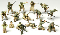 US Infantry GI set