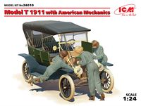 Model T 1911 Touring with American Mechanics - Image 1