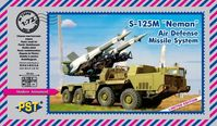 "S-125M ""Neman"" Air Defense Missile System Limited Edition - Image 1"